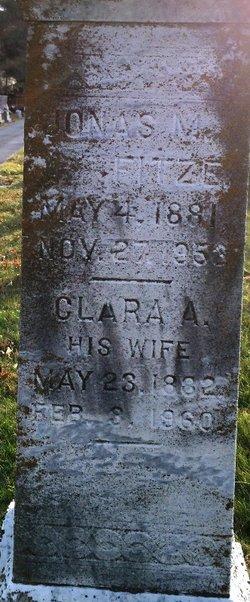 Clara A Fitze