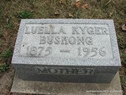 Luella <I>Kyger</I> Bushong