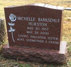 Michelle Zonee Barksdale Hurston