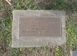 Donald L. McClelland, Sr