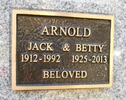 Betty Jeanne <I>Riphahn</I> Arnold