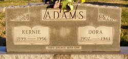 Dora Madge <I>Scott</I> Adams