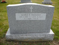 Corp George Frank Shanahan