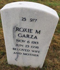 Roxie M Garza