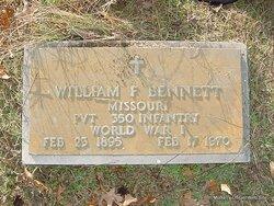 William Floyd Bennett