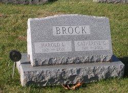 Catherine <I>Considine</I> Brock