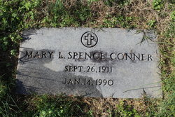 Mary L. <I>Spence</I> Conner