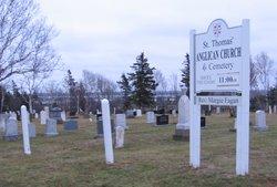Saint Thomas Anglican Cemetery