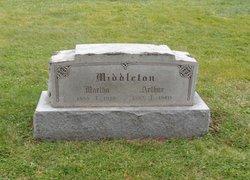 Martha <I>Burmeister</I> Middleton
