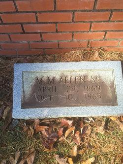 Middleton Miles Allen Sr.