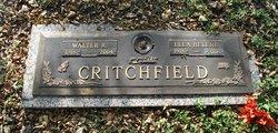 Mrs Ella Helena <I>Brauser</I> Critchfield