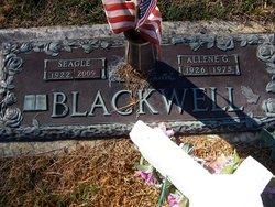 Allene <I>Gilliam</I> Blackwell
