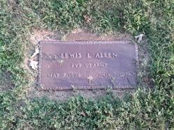 Lewis Leander Allen