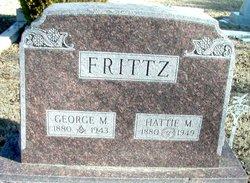 Hattie M. <I>Edwards</I> Frittz