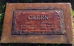 Melvina J Green