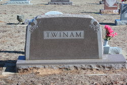 "Clara E ""Kitt"" <I>Davis</I> Twinam"