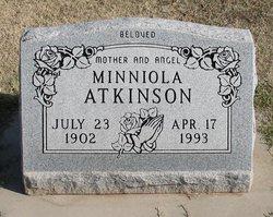 Minniola Atkinson