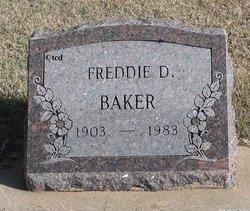 Freddie D. Baker