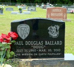 "Paul Douglas ""Doug"" Ballard"