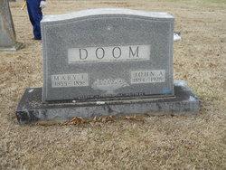 John A Doom