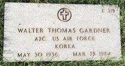Walter Thomas Gardner