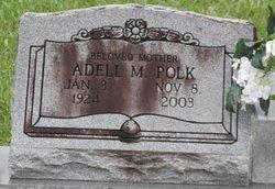 Adell M. <I>Polk</I> Shuman