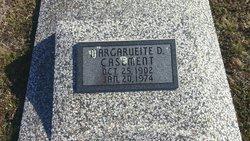 Margarueite D <I>Modrall</I> Casement