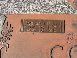 "William Holl ""Bill"" Cook"