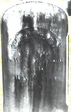 Clara Ellen <I>Swasey</I> Reynolds