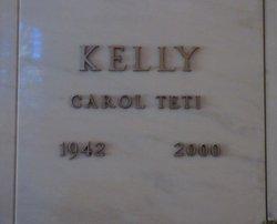 Dr Carol <I>Teti</I> Kelly