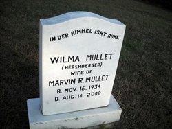 Wilma Mullet
