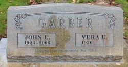 John Ellsworth Garber