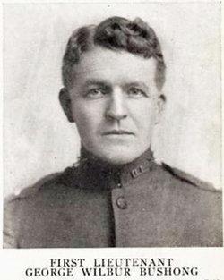 George Wilbur Bushong