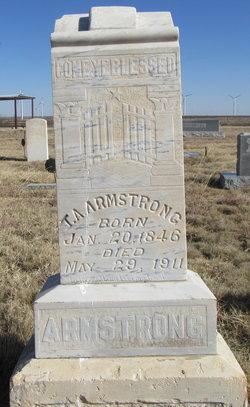 Thomas Acie Armstrong