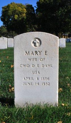 Mary E Dahl