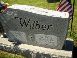 Sgt Avery Edward Wilber