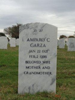 Amparo C Garza