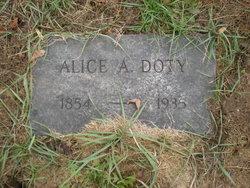 Alice A. <I>Stephens</I> Doty