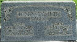 Leroy Davis White
