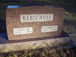 Ella M. Kebschull