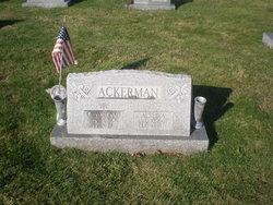 Alseira <I>Jones</I> Ackerman