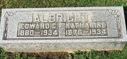 Katharine Albright