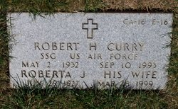 Roberta J Curry