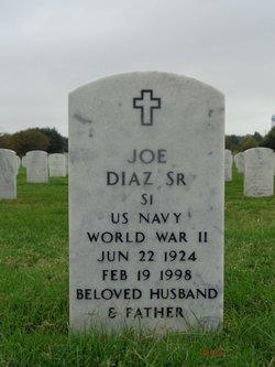 Joe Diaz, Sr