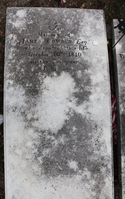 James Cowden, Esq.