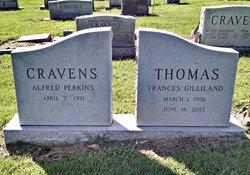 Frances Belle <I>Gilliland</I> Thomas