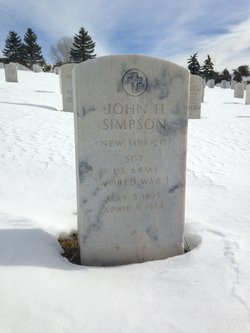 John H Simpson