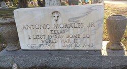 2LT Antonio Morales Jr.