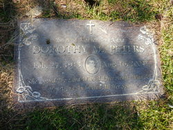 Dorothy Marie <I>LaCount</I> Peters