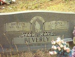 Gladyes <I>Gray</I> Beverly